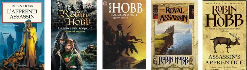 Assassin Royal de Robin HOBB