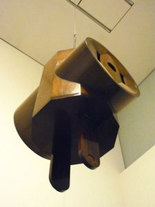 Claes Oldenburg born O Giant 3 Way Plug Scale 2sur3 O 1970