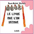 ~ le livre que l'on secoue, jean-michel zurletti