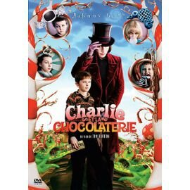 Charlie-Et-La-Chocolaterie-DVD-Zone-2-876810891_ML