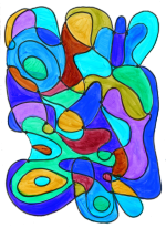 128_Composition abstraite_ De point à point (21)