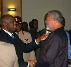 CELEBRATION :Le Président Laurent GBAGBO souhaite joyeux anniversaire au Président JERRY Rawlings