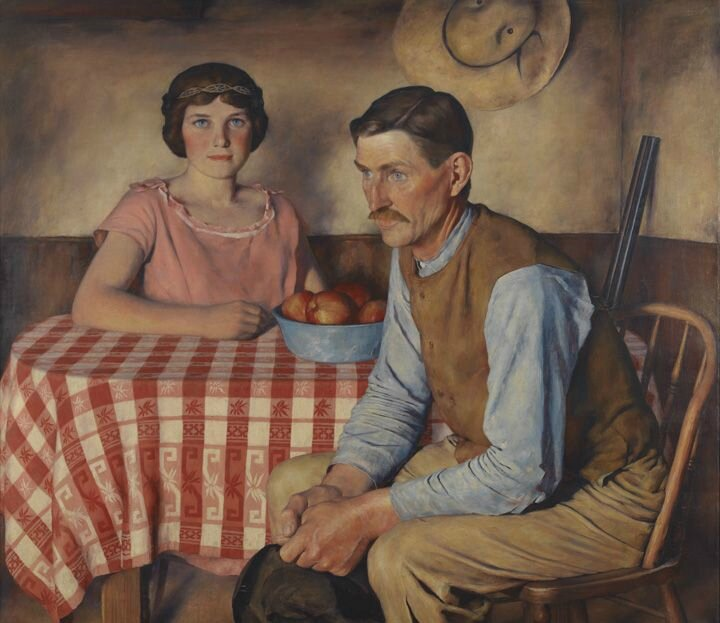 james ormsbee chapin George Marvin and his daughter