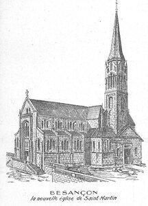 nouvelle église des Chaprais 2