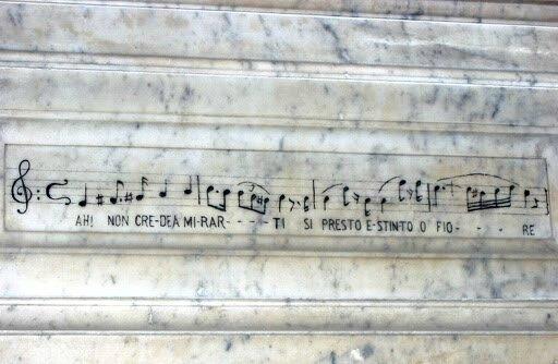 tombe Bellini cathédrale Catane (3)