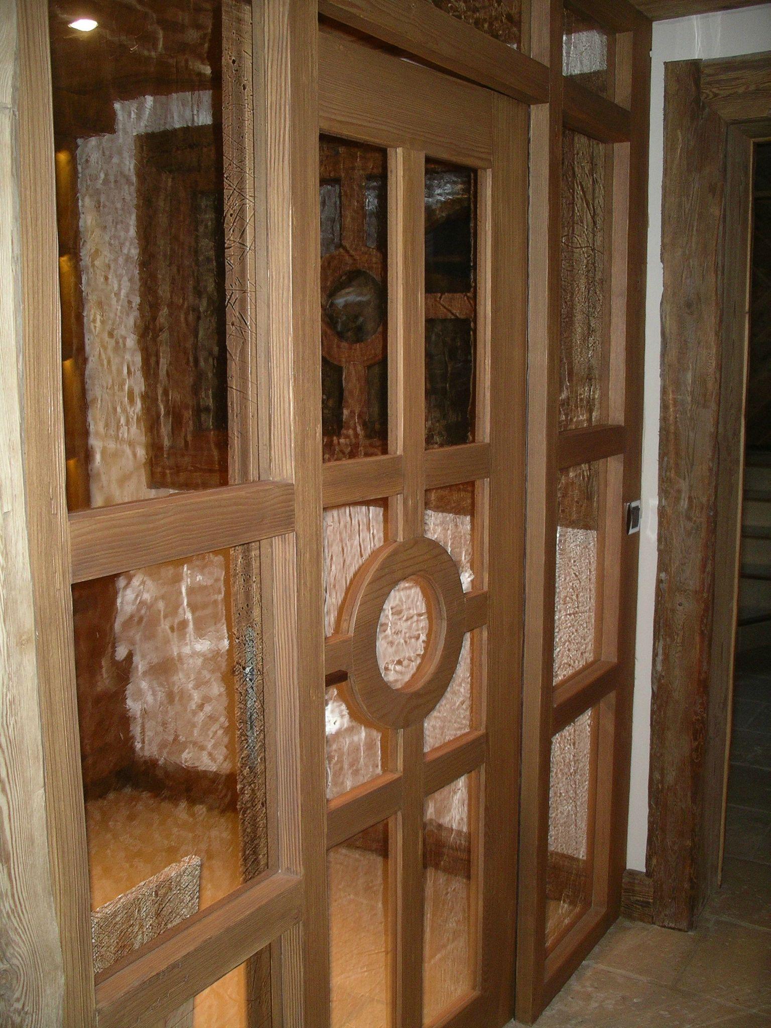 Imgp0581 photo de agencement interieur d 39 un chalet - Interieur chalet savoyard ...