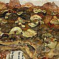 Lasagnes de petit épeautre aux aubergines