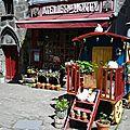 Besse-en-Chandesse / France, Auvergne *Lloas