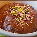 Mousse au chocolat lègère