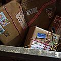 Santa claus shipping