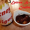 Chutney aux figues ...