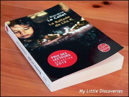 La Ballade de Lila K 1