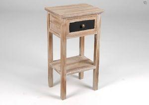 Des nouveaut s dans les meubles campagne chez amadeus - Table de chevet largeur 30 cm ...