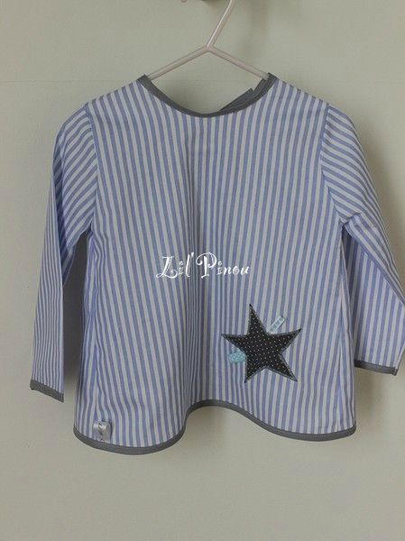 Tablier blouse