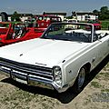 Plymouth sport fury convertible-1968