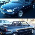 VOLKSWAGEN - GOLF Cab 2.0 MayFlower - 2001