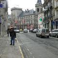 fait froid à Angoulême