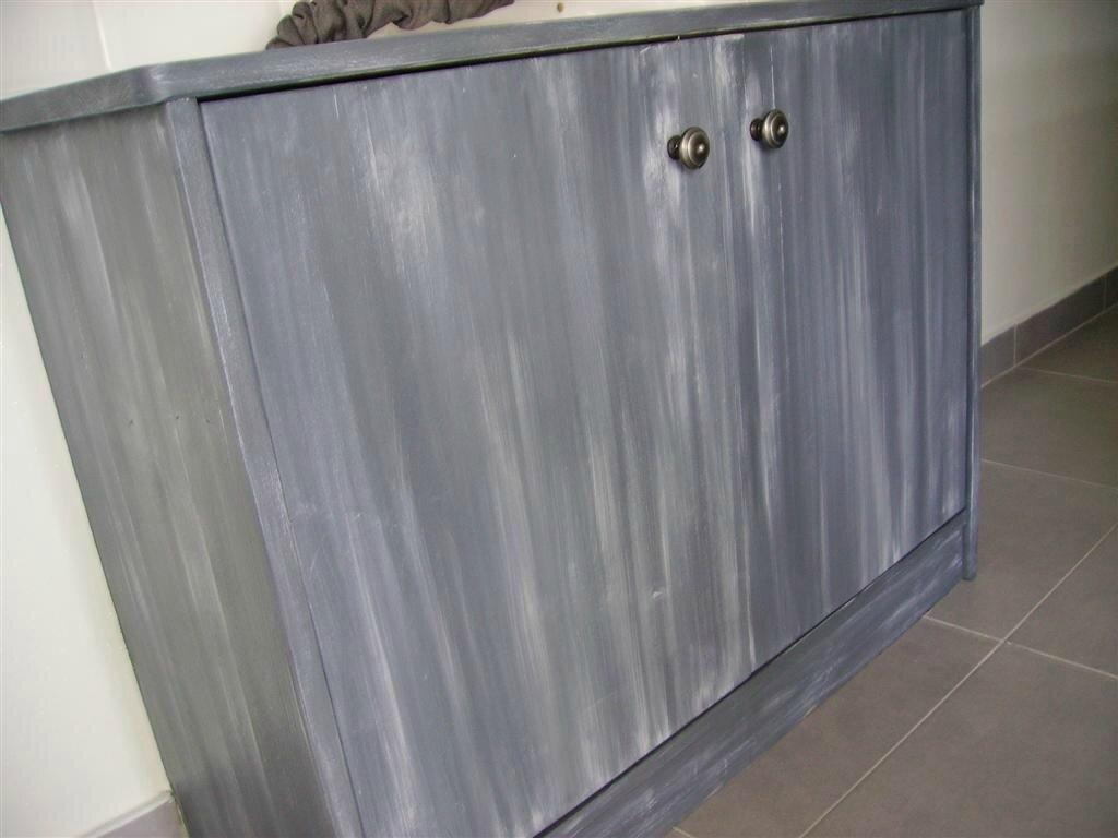 meuble vier termin pour c cile et laurent inspiration nordique. Black Bedroom Furniture Sets. Home Design Ideas