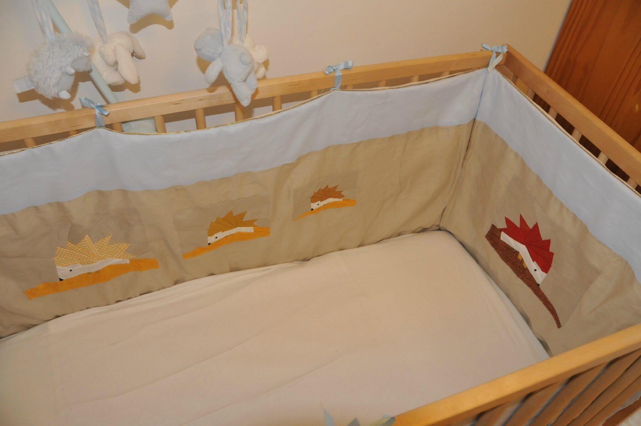 comment mettre un tour de lit bébé Comment mettre un tour de lit   Tout savoir sur la Maison Omote comment mettre un tour de lit bébé
