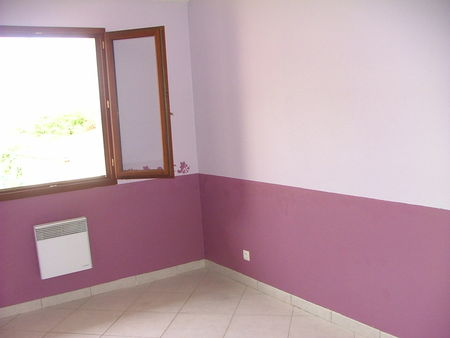 Mon ancienne maison vide mes petits secrets de creations - Peindre une chambre de fille ...