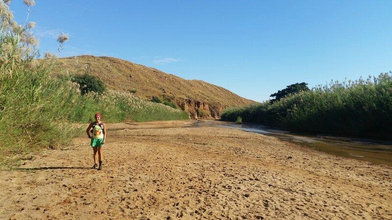 Au détour de la rivière (je cite Pocahontas)