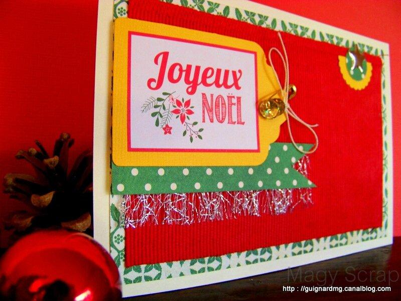 Un défis sur les thèmes de l'hiver et Noël !