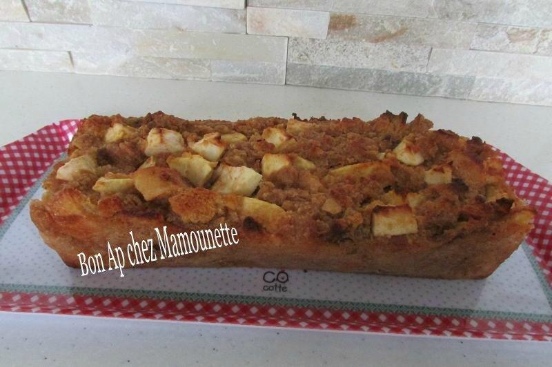pudding pain magdalenas spéculoos pommes du verger 010-