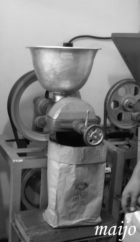 Le moulin à café