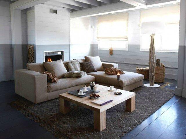 deco salon zen beige. Black Bedroom Furniture Sets. Home Design Ideas