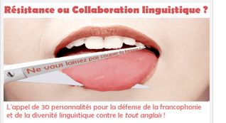 Résistance ou Collaboration linguistique ?