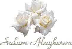 salam alaykoum