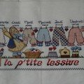 La petite lessive pour Corine