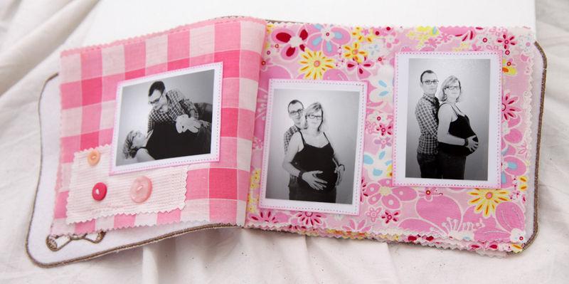 album photos en tissus pour petites photos d 39 images et de mots. Black Bedroom Furniture Sets. Home Design Ideas