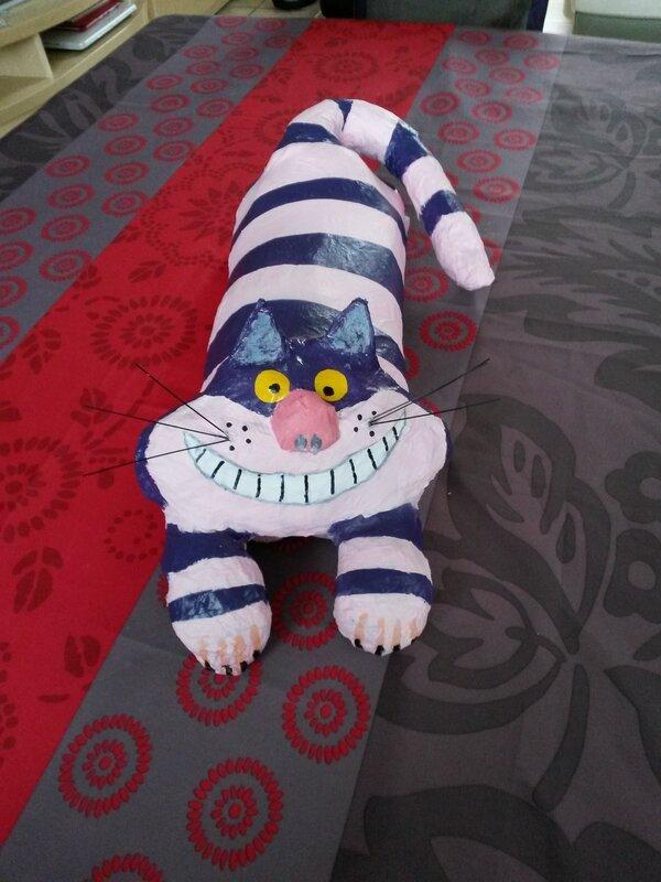 Le chat dans Alice aux pays des merveilles