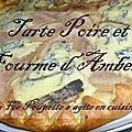 Entre la poire et le fromage...
