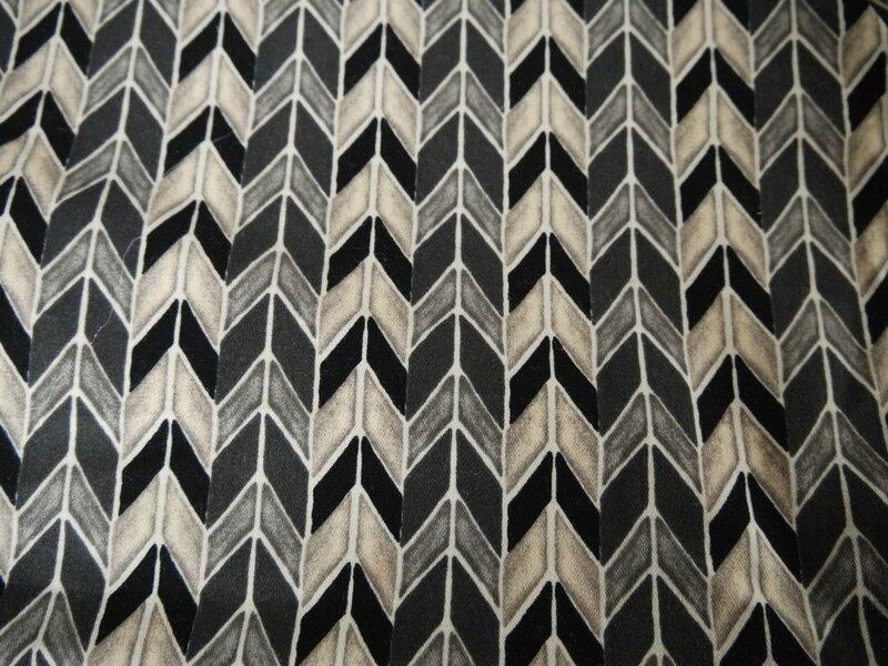 Coton Zigzag