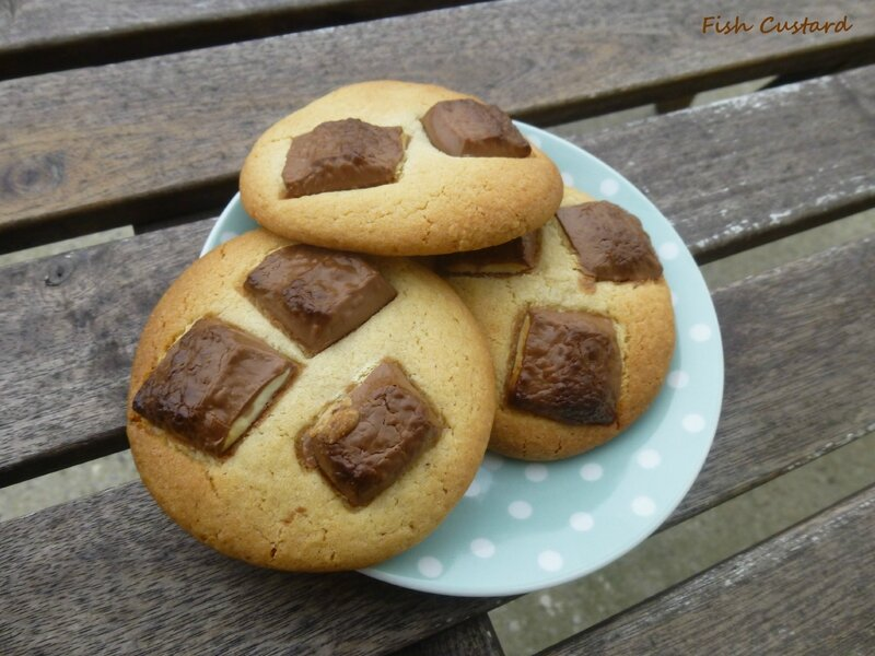 Cookies aux Kinder Maxi (23)