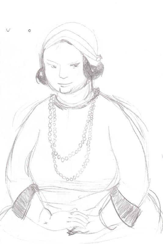 dame de campagne