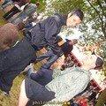 Dour 2007 Mehdi et Aurore