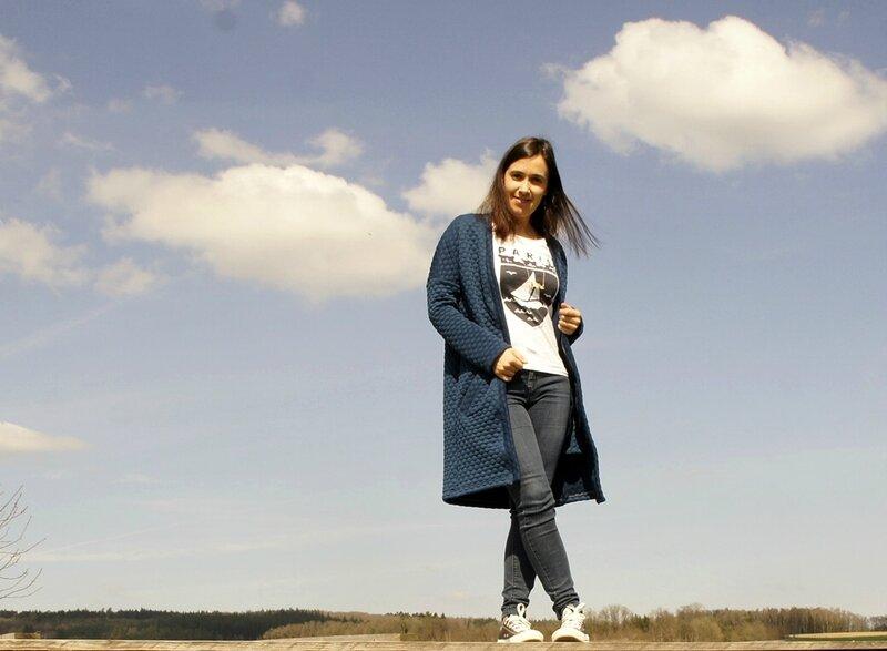 cardigan bleu 05