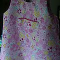 Robe trapèze 6 mois Intemporel