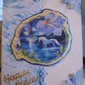 Birthday 2007 - Card from Cordobian (Spain)