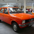 PEUGEOT 104 berline 1972 Sochaux (1)