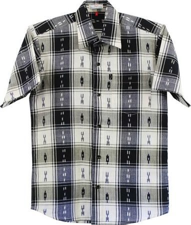 gents shirt check