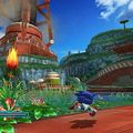 Sonic colours: planet wisps