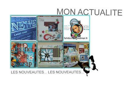 MON ACTU