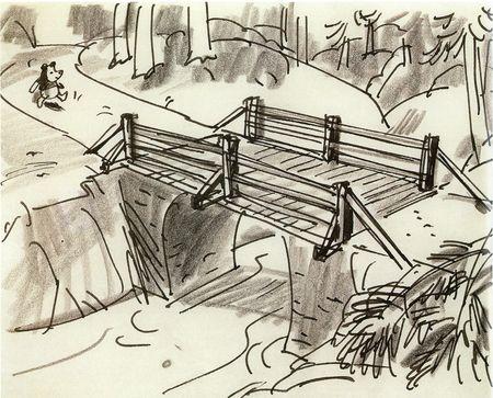Les Aventures de Winnie l'Ourson - Storyboards 33