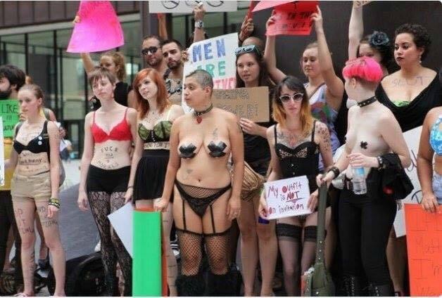 «Les manifestants anti-Trump sont payés par Soros. Ca devient un job lucratif d'être manifestant anti-Trump.»