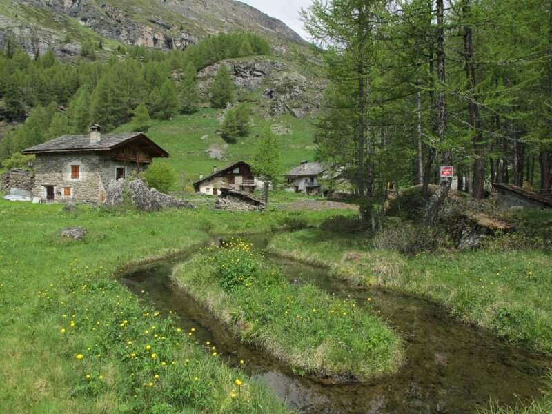 18- Le Monal - étang ruisseau