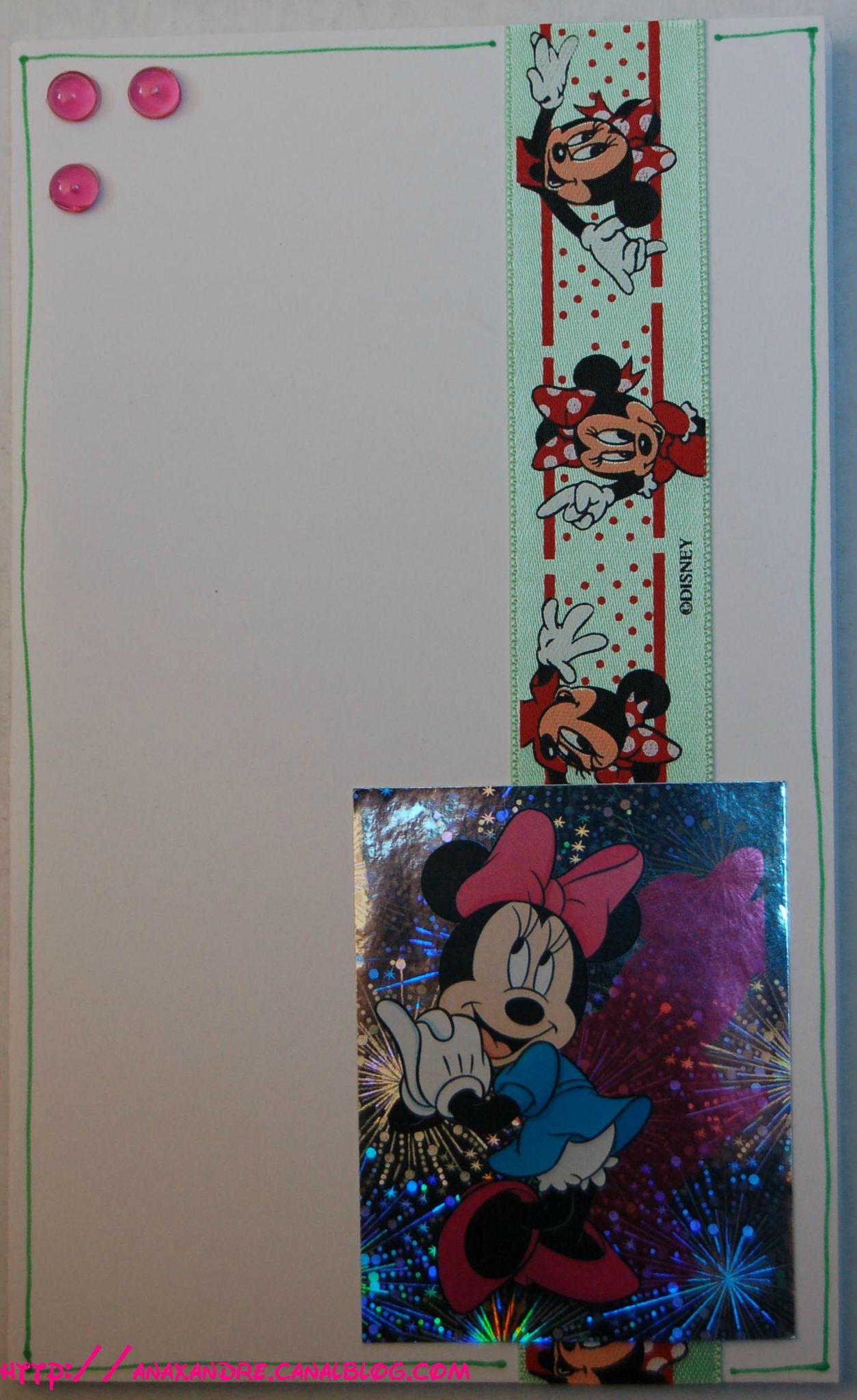 0-Carte Disney